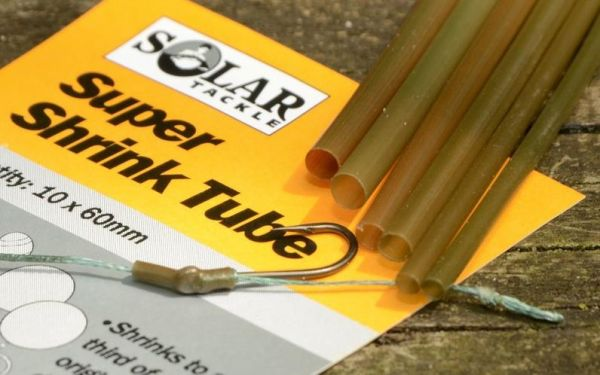 SOLAR SMALL CAMO SHRINK TUBE 60MM X 10 PIECES PER PACK