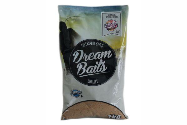 Dreambaits Vitella Groundbait, Method- & Stickmix 1 Kg