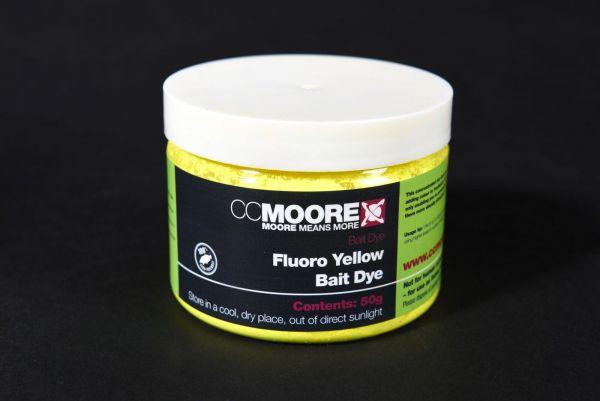 CCMoore Fluoro Yellow Bait Dye 50g