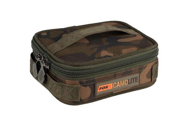 Fox Camolite Compact Rigid Lead & Bits Bag