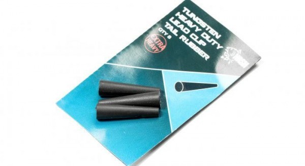 Nash Tungsten Heavy Duty Lead Clip Tail Rubber NEW