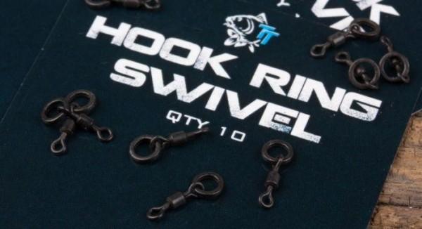 Nash HOOK BEAD RING SWIVELS