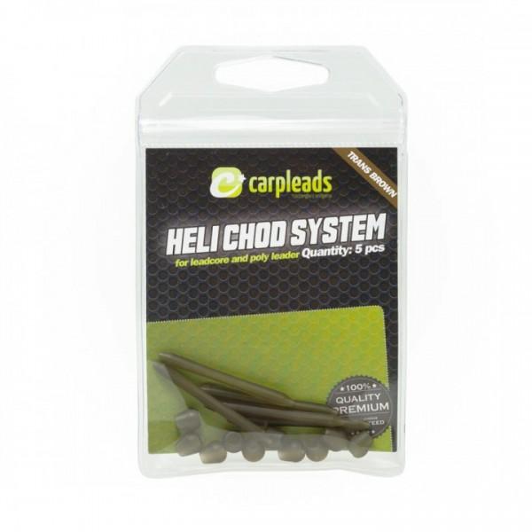 Carpleads Heli Chod Leader System