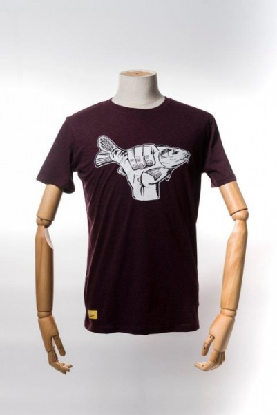 Monkey Climber Carp Shaka Shirt Sub Mid Heather Clay