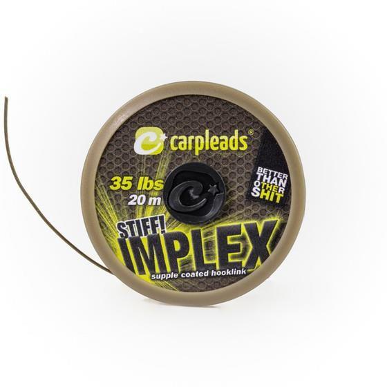 Carpleads STIFF Implex Silt 35 lbs