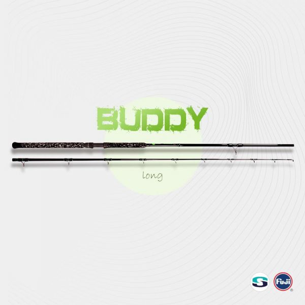 Zeck Buddy long 320cm / 300gr
