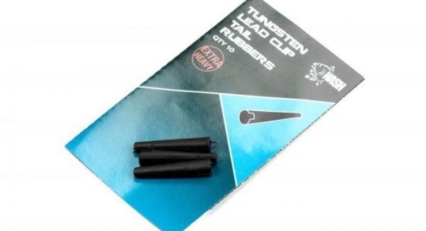 Nash Tungsten Lead Clip Tail Rubber NEW