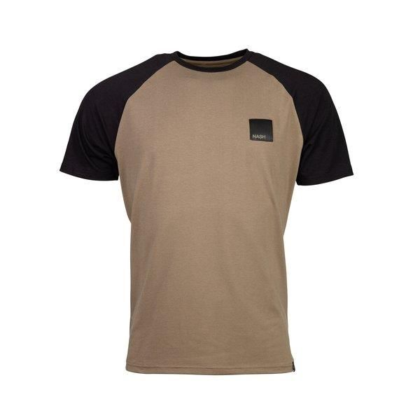Nash Elasta-Breathe T-Shirt with Black Sleeves