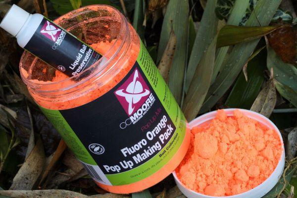 CCMoore Fluoro Orange Pop Up Making Pack 200g