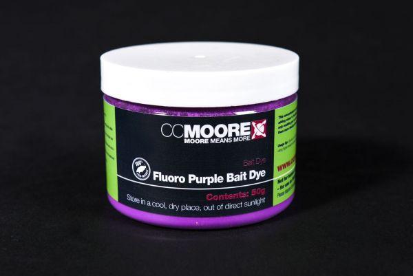 CCMoore Fluoro Purple Bait Dye 50g