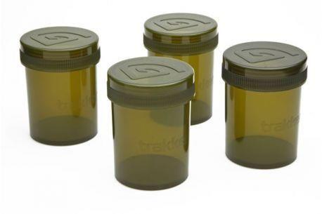 Trakker Glug Pots pack of 4 (T-Ps of 4)
