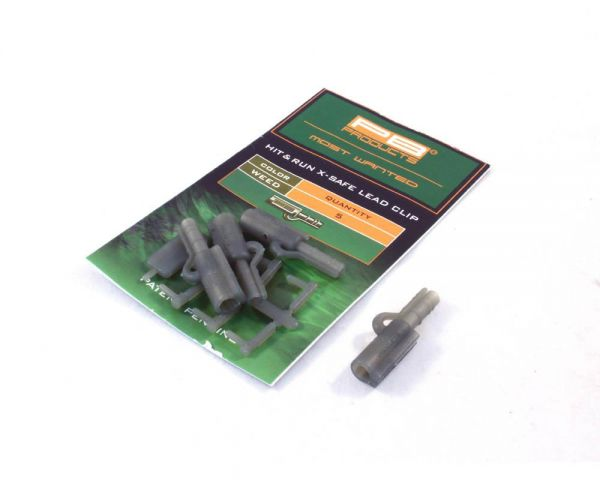 PB Products Hit und Run X-Safe Leadclip 5 Stk