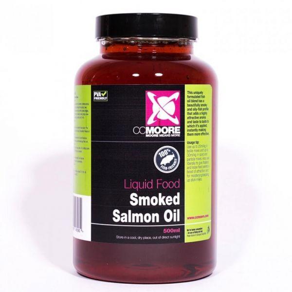 CCMoore Smoked Salmon Oil 500ml