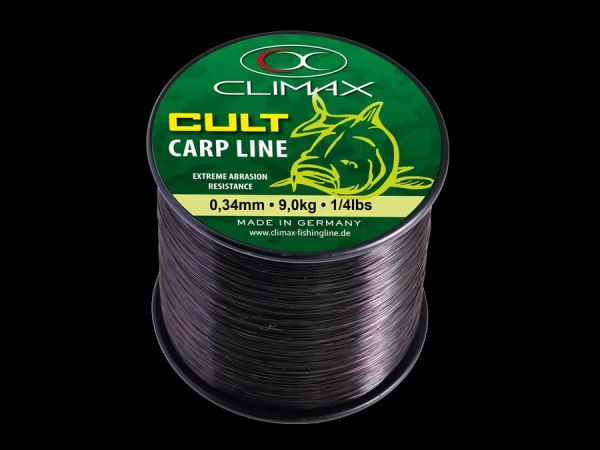Climax Cult Carp Line schwarz