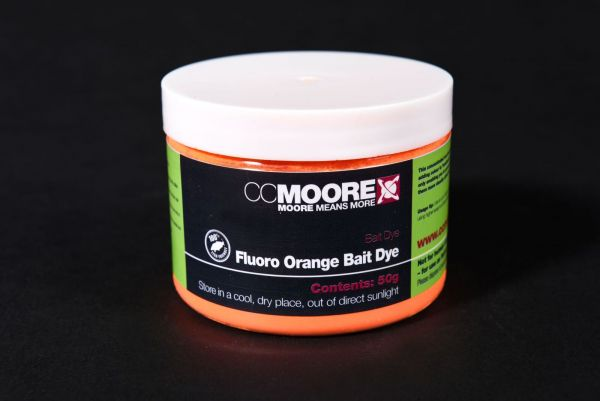 CCMoore Fluoro Orange Bait Dye 50g