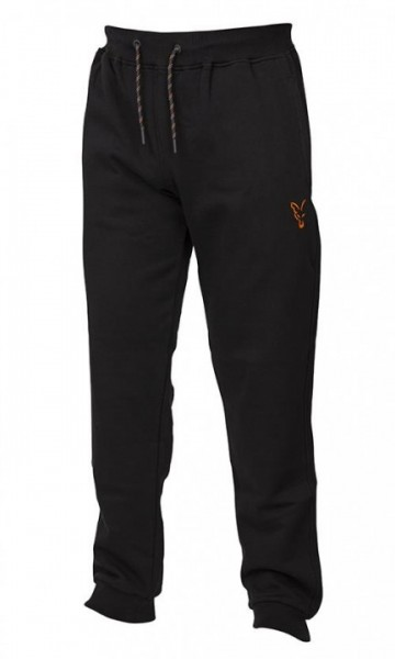 Fox Collection Black & Orange Jogger