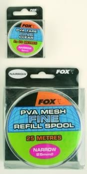 Fox Narrow 25m Refill Spool Fine Mesh