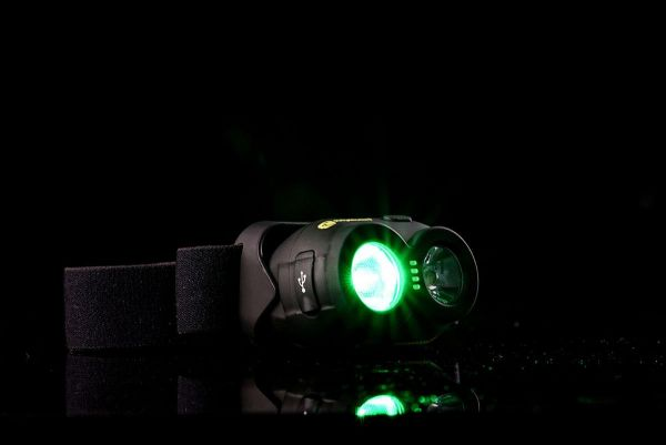 Ridge Monkey VRH150 USB aufladbare Kopflampe