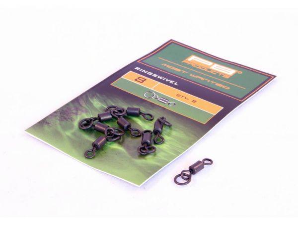 PB Products Ring Swivel 8 8 Stk