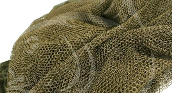 """Nash Spare 42"""" Green Mesh with Fish Print"""