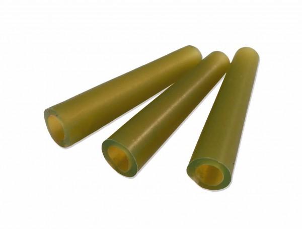 Carp´R´Us Tail Rubbers - silt (10 pcs)