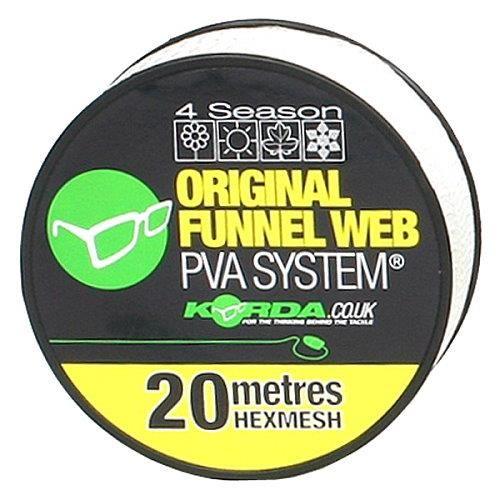 Korda Funnel Web HEXMESH 20M Refill