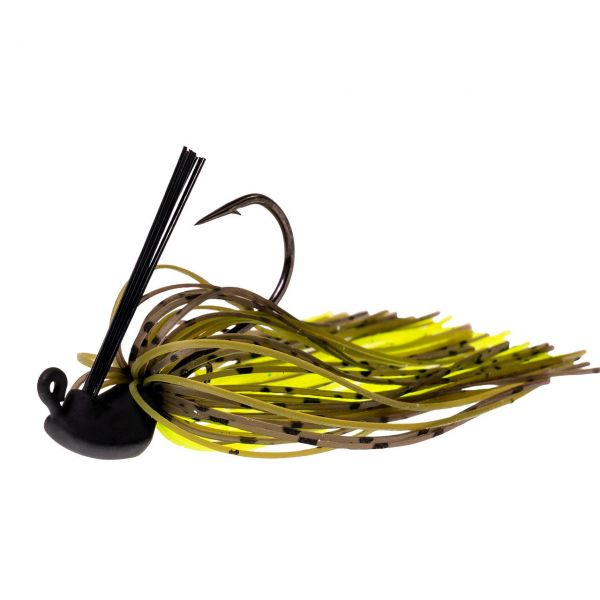 Zeck Skirted Jig Moor Kiwi 3/0