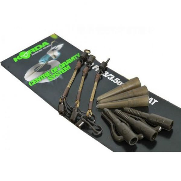 Korda COG Booms Flat Lead For 2 -2.5 Oz leads