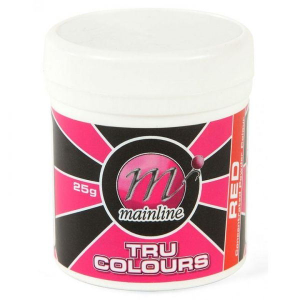 Mainline Powdered Dyes Red 25 gr