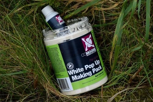 CCMoore New White Pop Up Making Pack 200g