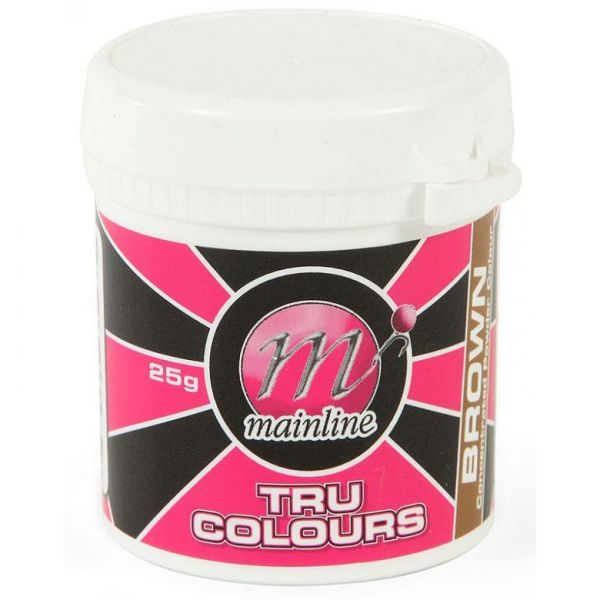 Mainline Powdered Dyes Brown 25 gr
