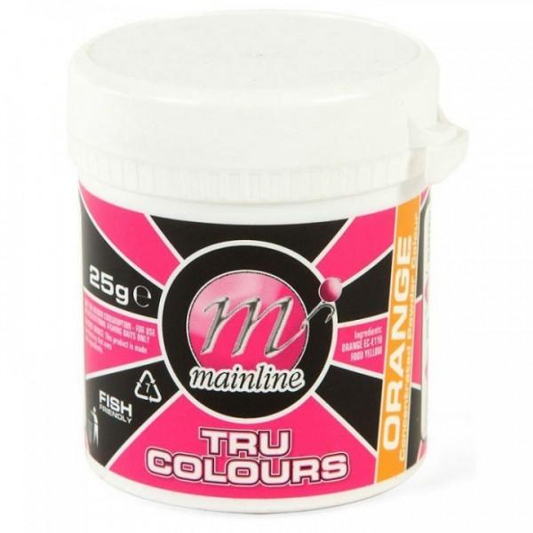 Mainline Powdered Dyes Orange 25 gr