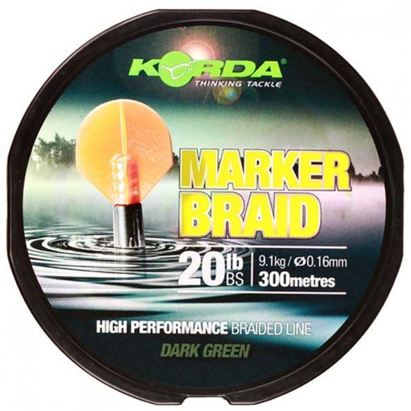 Korda Marker Braid 20lb-0,16mm. 300m