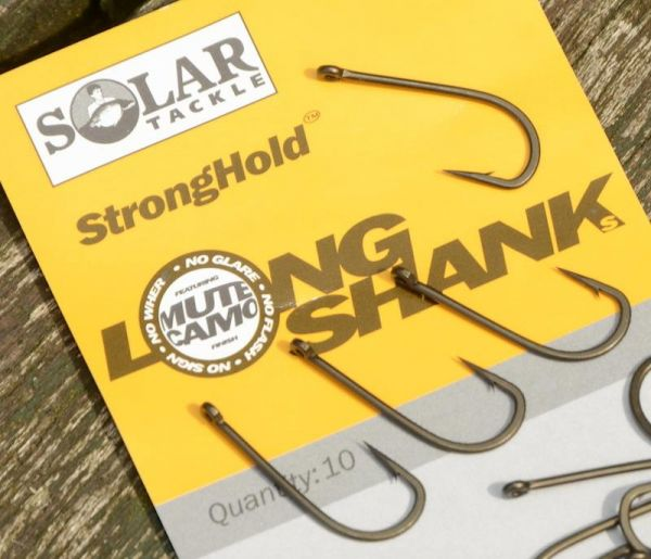 SOLAR STRONGHOLD LONGSHANK HOOK