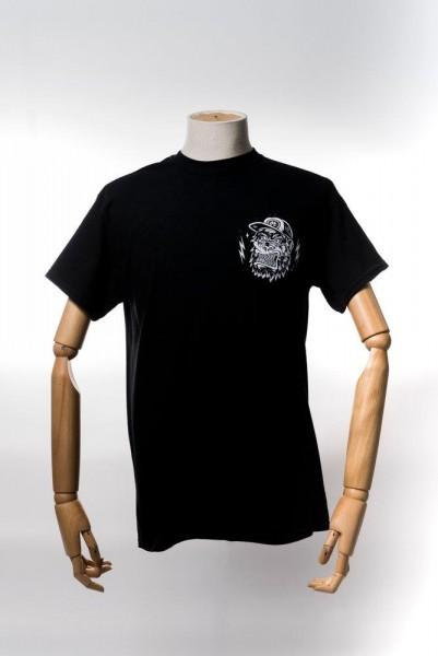 Monkey Climber APE Shirt Black