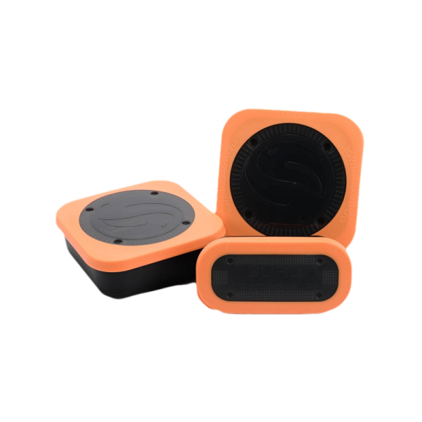 Guru Bait Box 1 pint / 0,57 ltr - solid lid