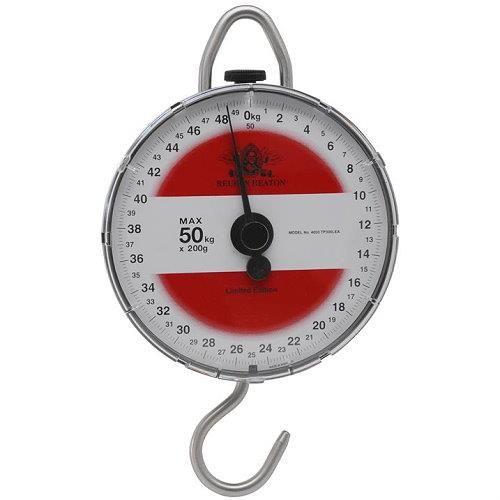 Reuben Heaton Metric Only Waage 50 kg 200gr Teilung -Edition Austria