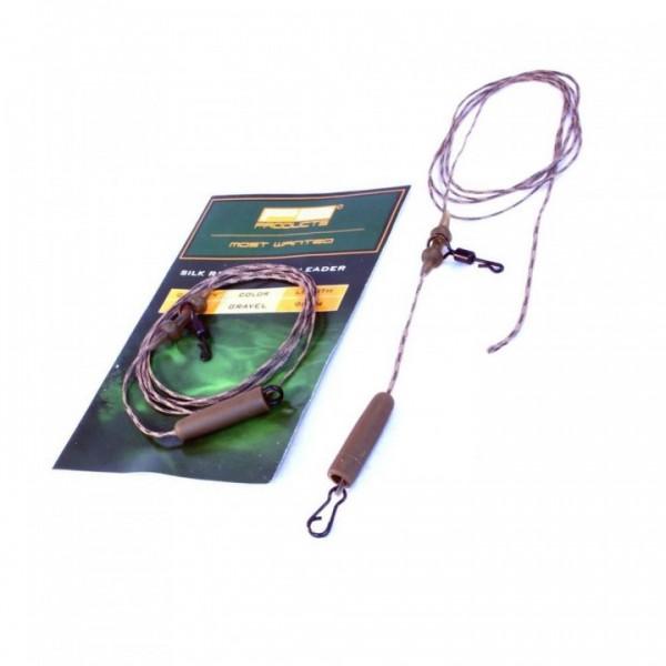 PB Products Silk Ray Heli-Chod Leader 90cm 2 Stk