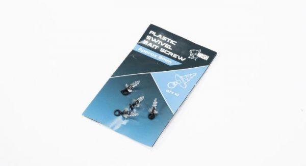 Nash Plastic Bait Screws 8mm