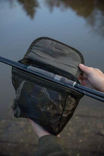 Solar Undercover Camo Padded Reel Pouch