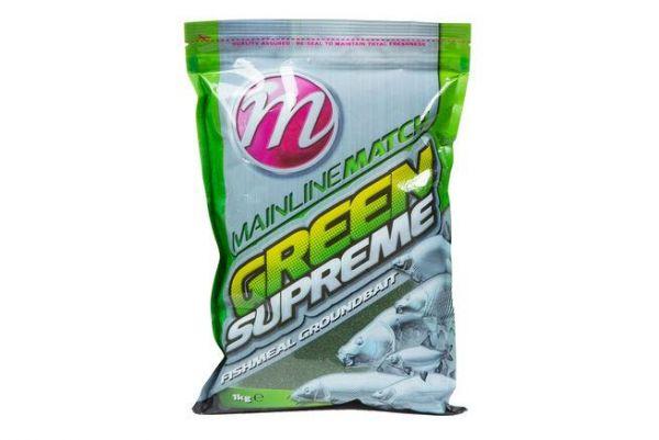 Mainline Green Supreme Grundfutter