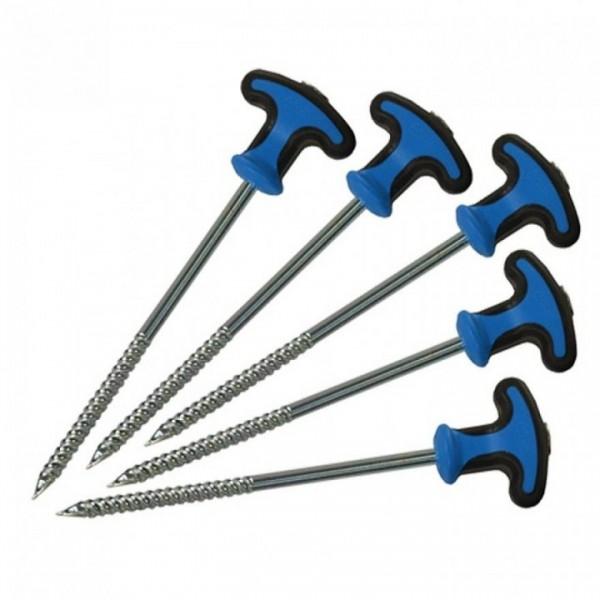 Aqua Blue Peg Set