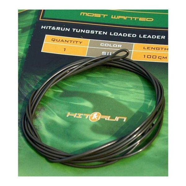 PB Products Hit & Run Tungsten Loaded Leader 30lb