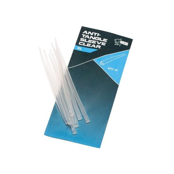 Nash Anti Tangle Sleeve Clear XL ++NEW++
