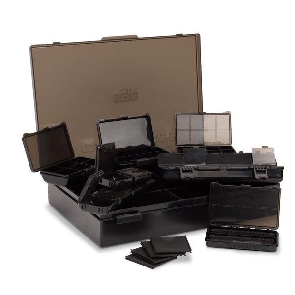 Nash Large Tackle Box Loaded