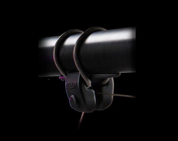 Delkim Smart ClipTM - Multipurpose line clip