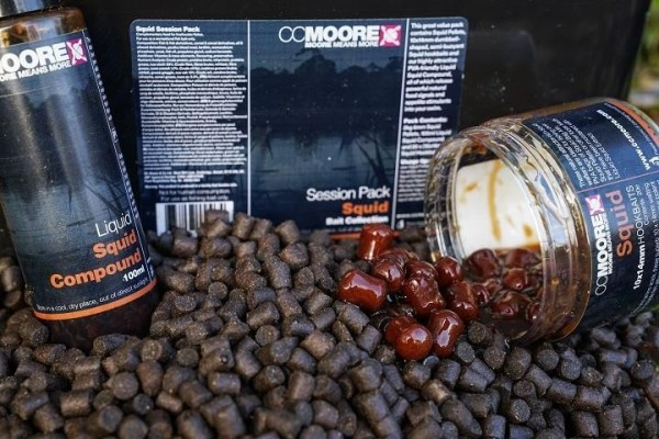 CCMoore Squid Session Pack Bucket