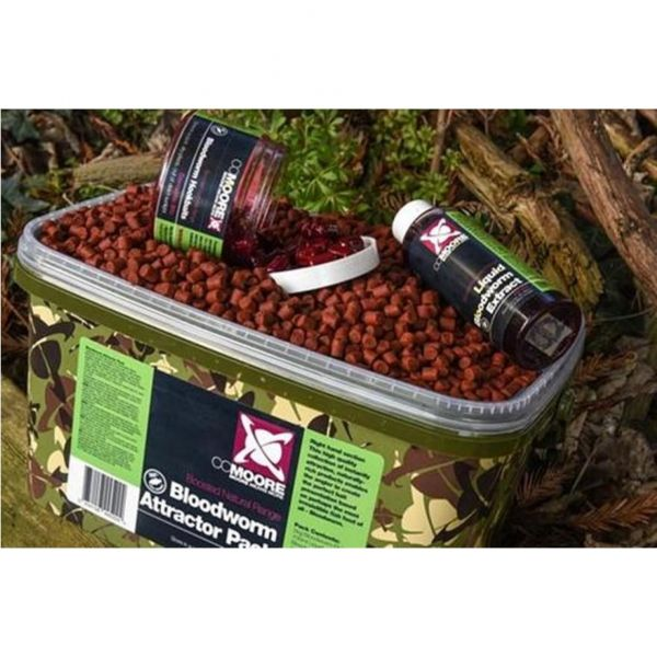 CCMoore Bloodworm Session Pack Bucket