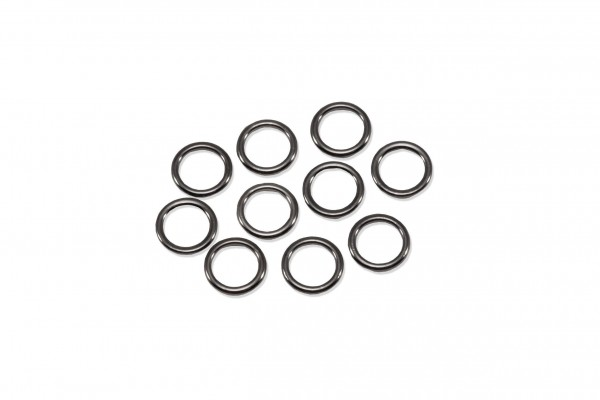 Carp´R´Us Snag Clip Rings - 5mm (10 pcs)