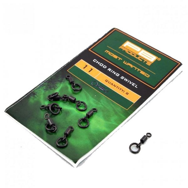 PB Products Chod Ring Swivel 11 8 Stk